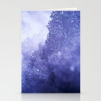 Ice Mountain Stationery Cards