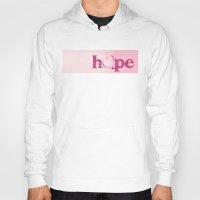 A Heart of Hope - Pink Hoody