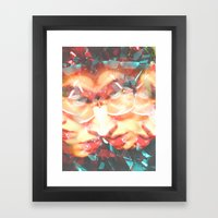 Beyond Me Framed Art Print