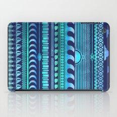 Aqua   Tribal iPad Case