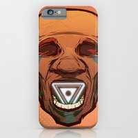 iPhone & iPod Case featuring Power from Within by Nick Ouellette