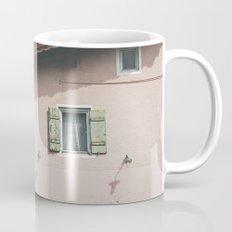 Pink Alpine House Mug