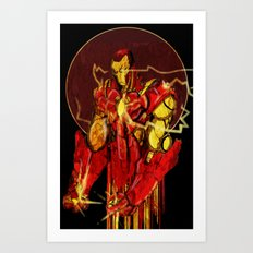 Starks Art Print