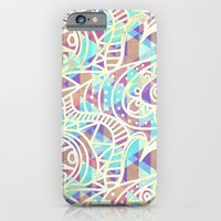 Abstract Love - for iphone iPhone 6 Slim Case