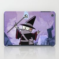 Harold The Evil Necroman… iPad Case