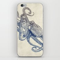 Octo Flow iPhone & iPod Skin