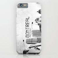 Montreal iPhone 6 Slim Case