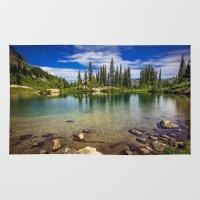 Mountain Lake Rug