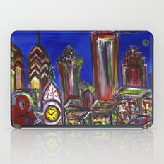 Philly Skyline LOVE iPad Case