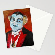 The Munsters Grandpa Munster Stationery Cards