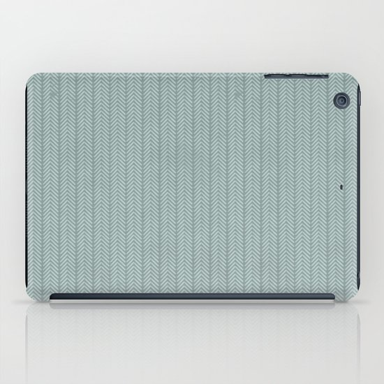 stamb chevron iPad Case
