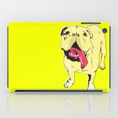 Greta the Bulldog iPad Case