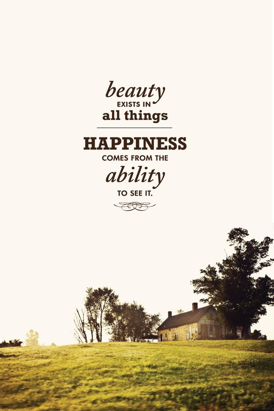 Inspirational - Beauty Art Print
