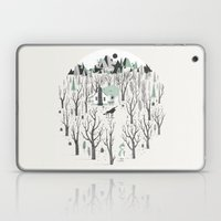 Black Forest Laptop & iPad Skin