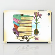 iPad Case featuring Books by Famenxt