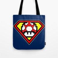 Super Mushroom Tote Bag
