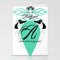 Dont Break The Bank Ya W… Stationery Cards