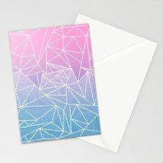 Barika Rays Stationery Cards