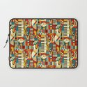 Jazz Fusion Laptop Sleeve