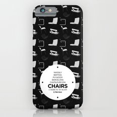 CHAIRS - A tribute to seats (special edition) Slim Case iPhone 6s