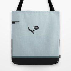 WTF? Pool Tote Bag