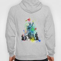 ABSTRACT - MONUMENT OF ST. WENCESLAS, PRAGUE Hoody