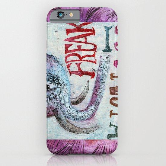 Not a freak iPhone & iPod Case