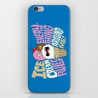 I.C.E.C.R.E.A.M. iPhone & iPod Skin