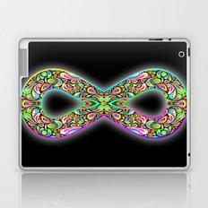 Infinity Psychedelic Symbol  Laptop & iPad Skin