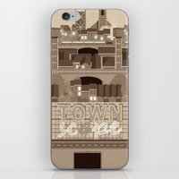 Townscape Vintage iPhone & iPod Skin