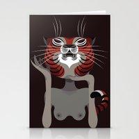 Wildlife - Tiger Stationery Cards