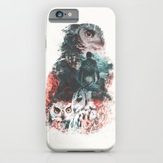 Not What They Seem Inspired by Twin Peaks Slim Case iPhone 6s