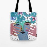 Gaia--Earth Goddess Tote Bag