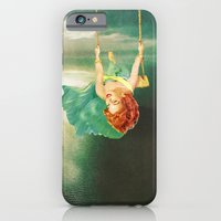 iPhone Cases featuring Hanging On by Eugenia Loli