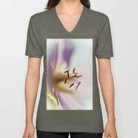 Lilac Blues Unisex V-Neck