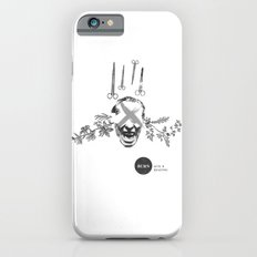 Burn After Reading | Collage Slim Case iPhone 6s