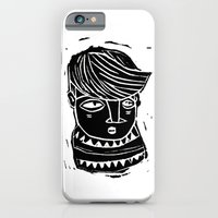 iPhone & iPod Case featuring timide by Anne Wenkel // Illustration & Fine Art