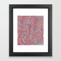 Tight Flock 3 Framed Art Print