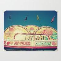 CandyLand ~ Vintage-feel… Canvas Print