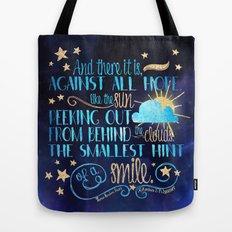 These Broken Stars - Smile Tote Bag
