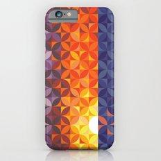 Kaleidoscope Sunset iPhone 6 Slim Case