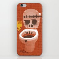 Toilet Bowl iPhone & iPod Skin