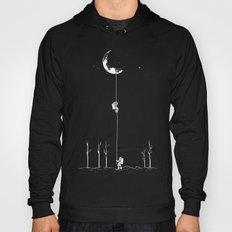 Reach For The Moon Hoody