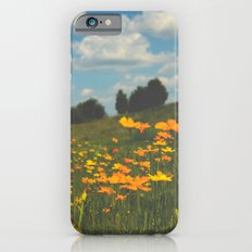 Dreaming in a Summer Field iPhone 6s Slim Case