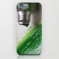 Painting Green #3 iPhone 6 Slim Case