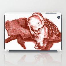 Sketchy Skull iPad Case