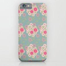 Flower pad iPhone 6s Slim Case