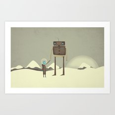 We'll Find A Home Art Print