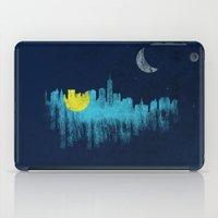 city that never sleeps iPad Case