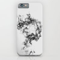 smoke iPhone & iPod Cases featuring Dissolve Me by Daniel Taylor